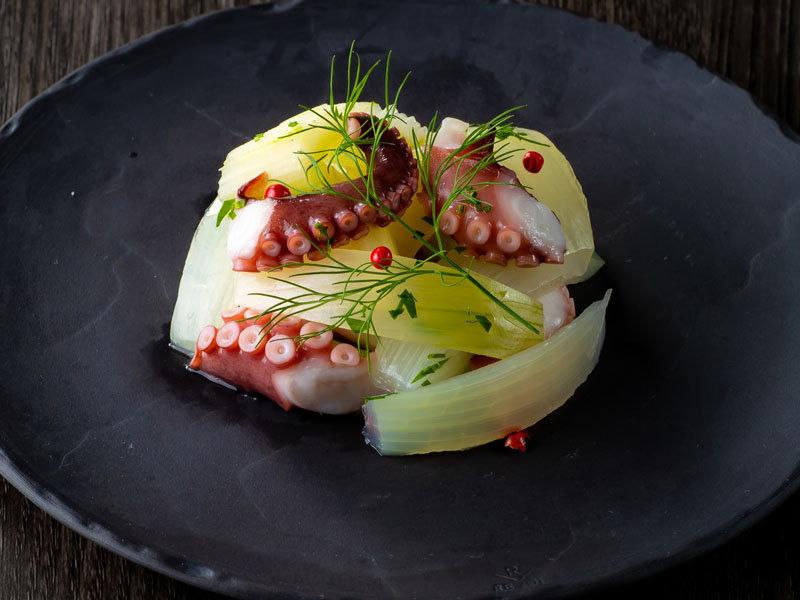蛸と淡路産たまねぎの瀬戸内マリネ ディルの香りサムネイル
